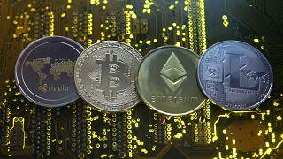 Kripto para birimlerinin görseli