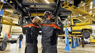 کارخانه تولید خودروهای الکتریکی در کلنِ آلمان