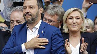 Unión en la extrema derecha europea