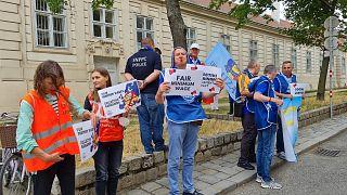 Caravan of Social Rights. ETUC/ES