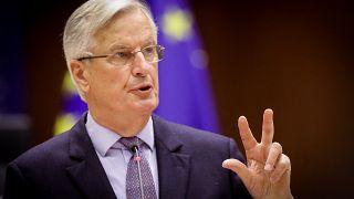 كبير المفاوضين الأوروبيين  السابق في ملف بريكست، ميشال بارنييه