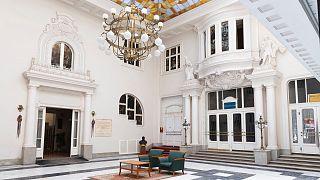 A Hajós Alfréd tervei alapján 1915-ben épült Aranybika szálló lesz az MCC debreceni központja