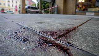 A június 25-i késes támadás helyszíne Berlinben