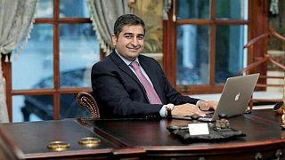 SBK Holding sahibi Sezgin Baran Korkmaz.