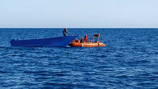 More than 300 attempting to reach Europe rescued in Mediterranean