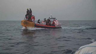 Méditerranée : 369 migrants secourus en mer