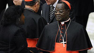 """RDC : le cardinal Laurent Monsengwo dans un """"état critique"""""""