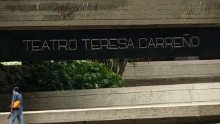 Teatro Teresa Carreño en Caracas, Venezuela