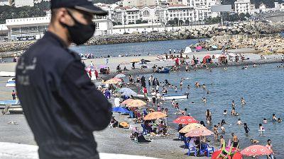 Algérie : au moins 150 personnes intoxiquées après une baignade