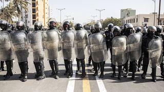 New Senegal anti-terror laws threaten rights, warns HRW
