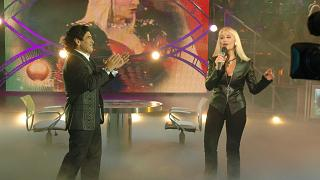 Рафаэлла Карра и Диего Марадона, 2005 год