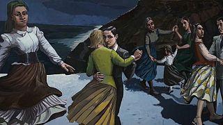 La pintora portuguesa Paula Rego expone en la Tate Britain una retrospectiva de su obra
