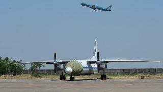 AN-26 tipi yolcu uçağı ( görsel-arşiv)