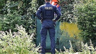 Polizeidurchsuchung - Symbolbild