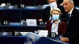 Евросоюз критикует своего председателя Словению, а она - его