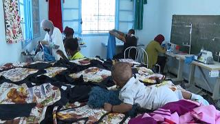 مهاجرون يعملون في جنوب تونس رغم صعوبة الأوضاع الاقتصادية