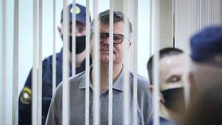 فيكتور باباريكو خلف القضبان