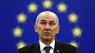 Kühler Empfang: Slowenien stellt Programm für EU-Ratsvorsitz vor