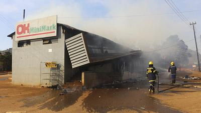 Missed the ongoing crisis in eSwatini? Here's what you need to know