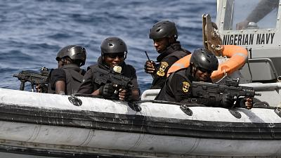 Nine jailed in first Togo pirate trial