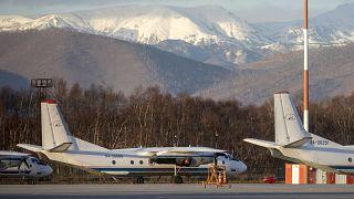 Hallados los primeros restos del accidente aéreo en Kamchatka, con 28 personas a bordo