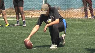 Morocco's female American Football Dragons breathe life into the sport