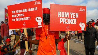 Ghana : la rue grogne contre les violences policières