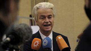 النائب الهولندي الشعبوي خيرت فيلدرز