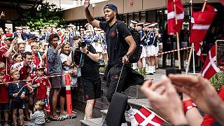 Англия — Дания: битва за финал Евро-2020
