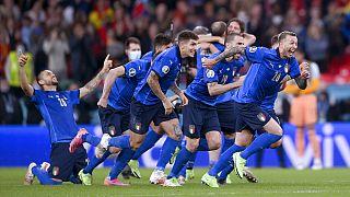 Italien steht im Finale der EM