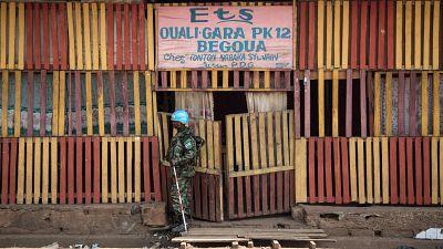 Centrafrique :  l'ONU fait état de l'insécurité grimpante à Bangui