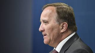Lofven resigned after losing a historic vote of confidence last month.