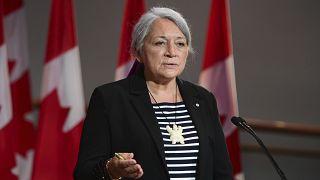 Лидер инуитов - генерал-губернатор Канады