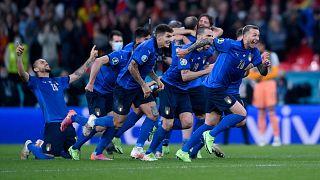 مصاف ایتالیا و اسپانیا در جام ملتهای اروپا ۲۰۲۰