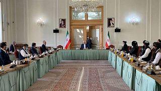 نشست صلح افغانستان در تهران