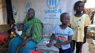 معاناة اللاجئين من جنوب السودان العالقين في السودان بعد عشر سنوات على استقلال بلادهم
