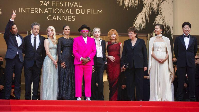 74'üncü Cannes Film Festivali Başladı