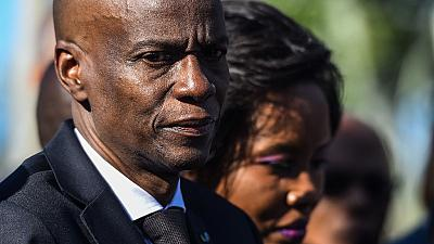 Haiti President Jovenal Moise killed at his home