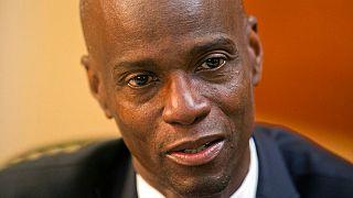 El asesinado presidente de Haití, Jovenel Moise