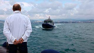 پوتین در دریای سیاه