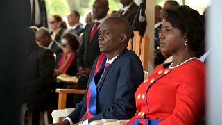 El asesinado presidente de Haití, Jovenel Moïse, en una imagen de archivo