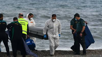 Nearly 2,100 migrants died trying to reach Spain in 2021: Spanish NGO