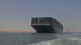 Egypt releases ship that blocked Suez Canal
