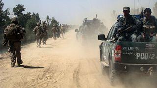 Forte ofensiva talibã no norte do Afeganistão