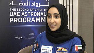 نورا المطروشي تبدأ تدريبها لتصبح أول رائدة فضاء عربية
