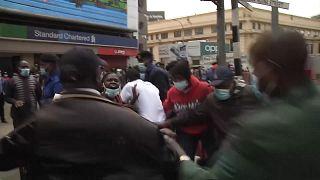 Kenya Virus Clashes