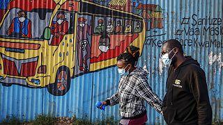 تصاویری از درگیری پلیس با معترضان ضد قرنطینه در کنیا