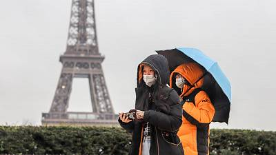 City breaks in Europe are the most popular holiday option for travellers post-pandemic