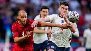 Euro 2020: Nach Sieg gegen Dänemark ist England im Finale der EM