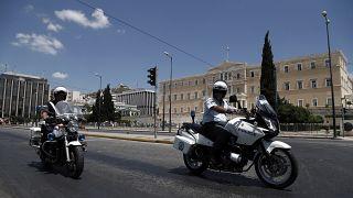الشرطة اليونانية (أرشيف)